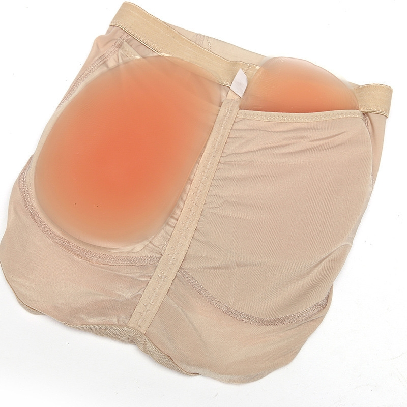 Buttocks Enhancers Shaper  Women Silicone Padded Panties False Butt Lift With Silicone Pads Removable Hip Butt Enhancer Fake Ass